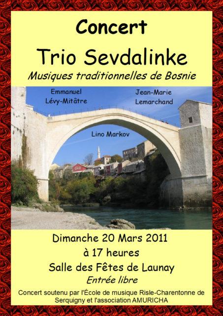 Vertiges (Trio Sevdalinke)